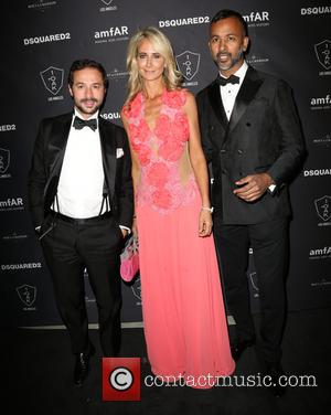 Guest, Lady Victoria Hervey and Ronnie Madra