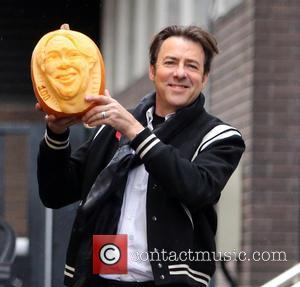 Jonathan Ross - Jonathan Ross outside ITV Studios - London, United Kingdom - Friday 30th October 2015