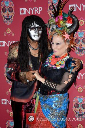 Nile Rodgers and Bette Midler