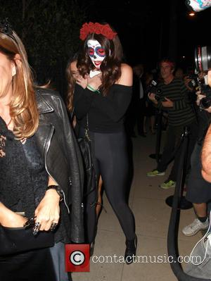 Katherine Schwarzenegger - Celebrities attend the Casamigos Tequila Halloween Party in Beverly Hills - Los Angeles, California, United States -...