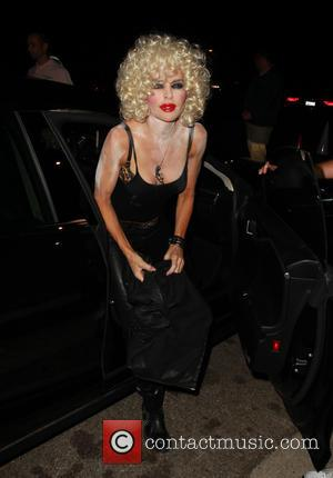 Lisa Rinna - Celebrities attend the Casamigos Tequila Halloween Party in Beverly Hills - Los Angeles, California, United States -...