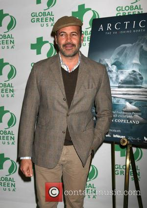 Billy Zane - Global Green hosts 'ARCTICA' book launch at Four Seasons Hotel Los Angeles at Beverly Hills - Arrivals...