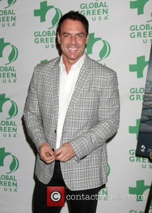 Mark Steines - Global Green hosts 'ARCTICA' book launch at Four Seasons Hotel Los Angeles at Beverly Hills - Arrivals...