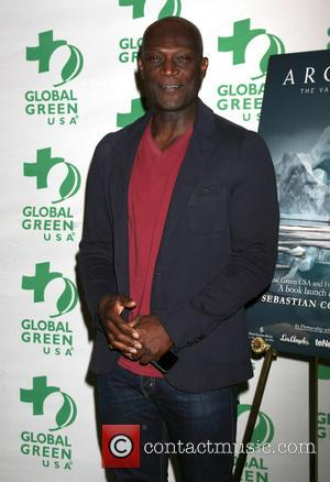 Peter Mensah - Global Green hosts 'ARCTICA' book launch at Four Seasons Hotel Los Angeles at Beverly Hills - Arrivals...