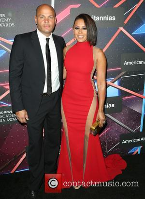 Stephen Belafonte and Mel B