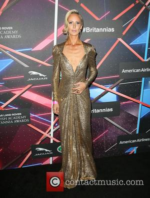 Lady Victoria Hervey - Celebrities attend 2015 Jaguar Land Rover British Academy Britannia Awards Presented by American Airlines at The...