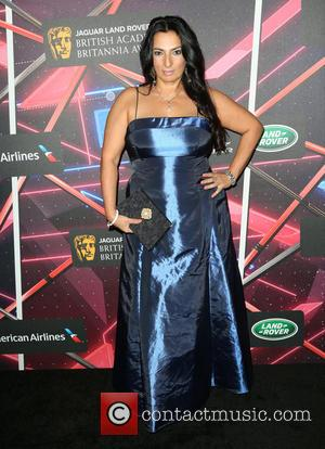 Alice Amter - Celebrities attend 2015 Jaguar Land Rover British Academy Britannia Awards Presented by American Airlines at The Beverly...