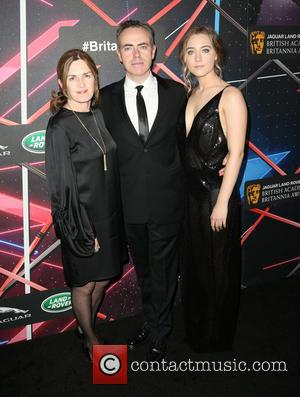 Finola Dwyer, John Crowley and Saoirse Ronan