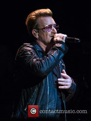 U2 To Receive Top Honour