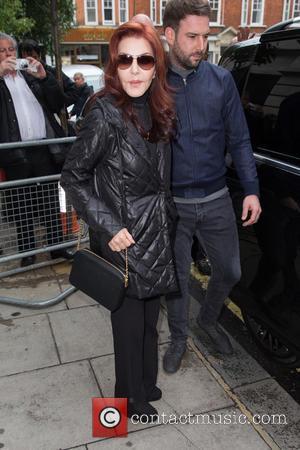 Priscilla Presley - Priscilla Presley at the BBC Radio 2 studios at BBC Portland Place - London, United Kingdom -...