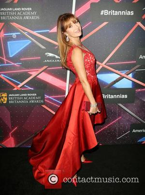 Jane Seymour - Celebrities attend 2015 Jaguar Land Rover British Academy Britannia Awards Presented by American Airlines at The Beverly...