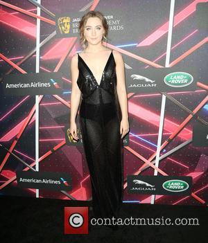 Saoirse Ronan - Celebrities attend 2015 Jaguar Land Rover British Academy Britannia Awards Presented by American Airlines at The Beverly...