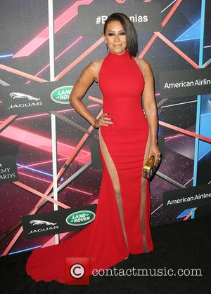 Mel B - Celebrities attend 2015 Jaguar Land Rover British Academy Britannia Awards Presented by American Airlines at The Beverly...