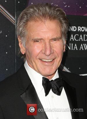 Harrison Ford, Beverly Hilton Hotel
