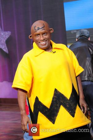 Al Roker - Halloween 2015: Good grief! The TODAY show gang goes 'Peanuts' - New York City, New York, United...