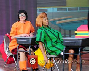 Natalie Morales , Tamron Hall - Halloween 2015: Good grief! The TODAY show gang goes 'Peanuts' - New York City,...