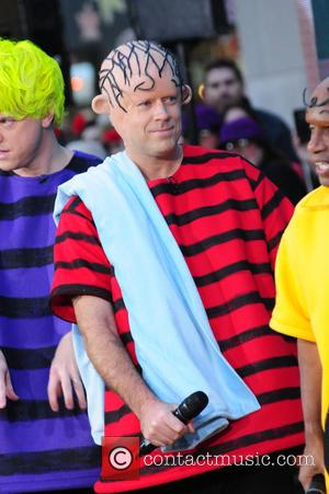 Carson Daly - Halloween 2015: Good grief! The TODAY show gang goes 'Peanuts' - New York City, New York, United...