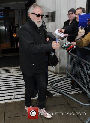 Roger Taylor , Roger Meddows Taylor - Roger Taylor at the BBC Radio 2 studios - London, United Kingdom -...