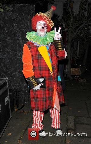 Gok Wan - Celebrities attend the annual Jonathan Ross Halloween Party, held at his home in Hampstead - London, United...