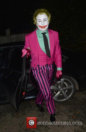 David Walliams - Celebrities attend the annual Jonathan Ross Halloween Party, held at his home in Hampstead - London, United...