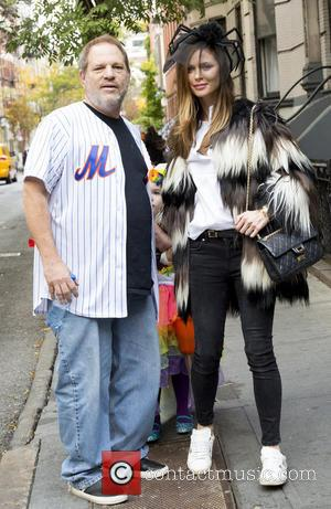 Harvey Weinstein , Georgina Chapman - Liv Tyler's Halloween Party - New York, United States - Saturday 31st October 2015