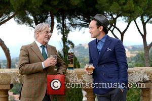 Giancarlo Giannini and Jude Law
