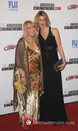 Laura Dern , Diane Ladd - The 29th American Cinematheque Awards - Los Angeles, California, United States - Saturday 31st...