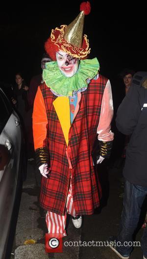 Gok Wan - Jonathan Ross' Annual Halloween Party  - Arrivals - London, United Kingdom - Saturday 31st October 2015