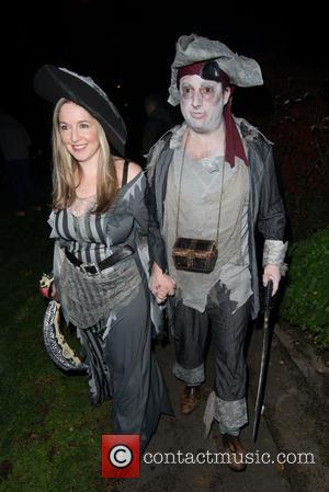 Victoria Coren Mitchell and David Mitchell