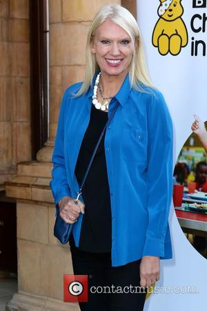 Anneka Rice - Guests attend Terry Wogan's Children in Need Gala Fundraiser at The Landmark Hotell, Marylebone - London, United...