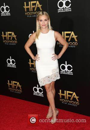 Reese Witherspoon - 19th Annual Hollywood Film Awards at The Beverly Hilton Hotel at The Beverly Hilton Hotel, Hollywood Film...