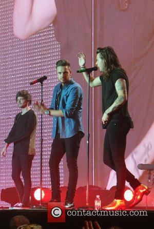 Harry Styles, Louis Tomlinson, Liam Payne
