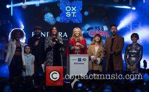 Kylie Minogue, Louisa Rose Allen, Fleur East, Dave Berry, Lisa Snowdon, Gabrielle Aplin, ‎anna-louise Knight and Ben Haenow