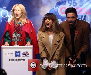 Kylie Minogue, Foxes and Ben Haenow