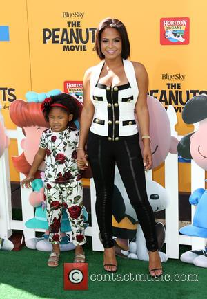 Christina Milian - the premiere of THE PEANUTS MOVIE at Regency Village and Bruin Theaters - Westwood, California, United States...