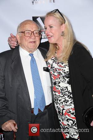 Ed Asner - A tribute to Ed Asner at the Skylight Theatre Complex LA - Los Angeles, California, United States...