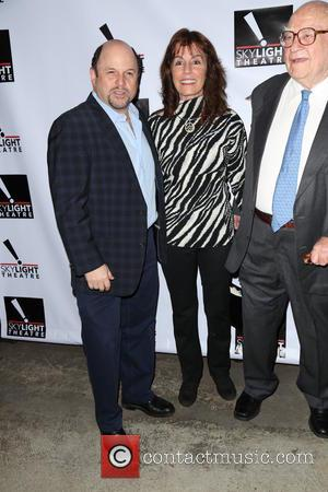 Jason Alexander - A tribute to Ed Asner at the Skylight Theatre Complex LA - Los Angeles, California, United States...