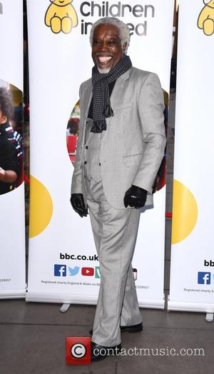 Billy Ocean - Sir Terry Wogan's Gala Lunch Fundraiser in support of BBC Children in Need at the Landmark Hotel...