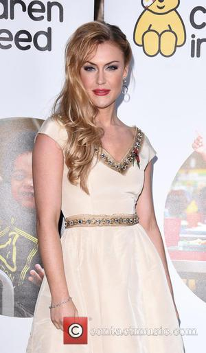 Camilla Kerslake - Sir Terry Wogan's Gala Lunch Fundraiser in support of BBC Children in Need at the Landmark Hotel...