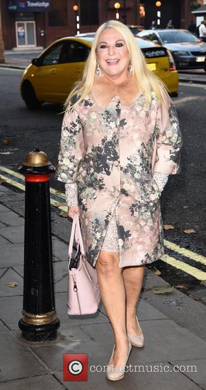 Vanessa Feltz - Sir Terry Wogan's Gala Lunch Fundraiser in support of BBC Children in Need at the Landmark Hotel...