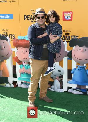 Josh Gad , Isabelle Gad - the premiere of THE PEANUTS MOVIE at Regency Village and Bruin Theaters - Westwood,...