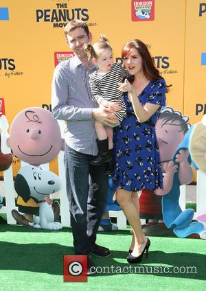 Sara Rue, Kevin Price , Joan Schlackman - the premiere of THE PEANUTS MOVIE at Regency Village and Bruin Theaters...