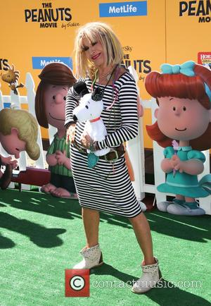 Betsey Johnson - the premiere of THE PEANUTS MOVIE at Regency Village and Bruin Theaters - Westwood, California, United States...