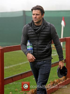 Mark Wright - TV/Radio Star and EX TOWIE's Mark Wright manages his Essex FC team to a 6-3 victory over...