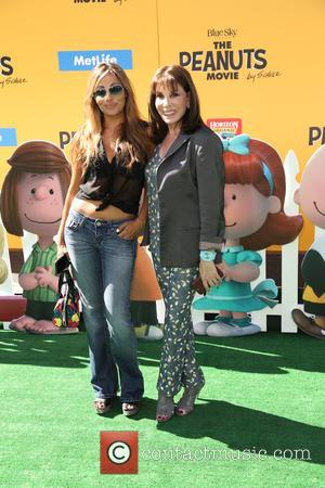 Kate Linder - Premiere of 'The Peanuts Movie' - Arrivals - Los Angeles, California, United States - Sunday 1st November...