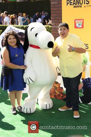 Rico Rodriguez - Premiere of 'The Peanuts Movie' - Arrivals - Los Angeles, California, United States - Sunday 1st November...
