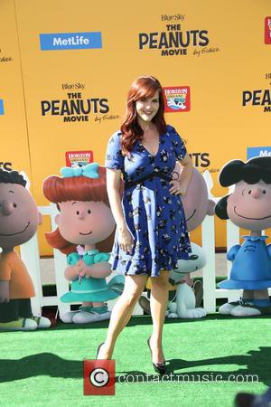 Sara Rue - Premiere of 'The Peanuts Movie' - Arrivals - Los Angeles, California, United States - Sunday 1st November...
