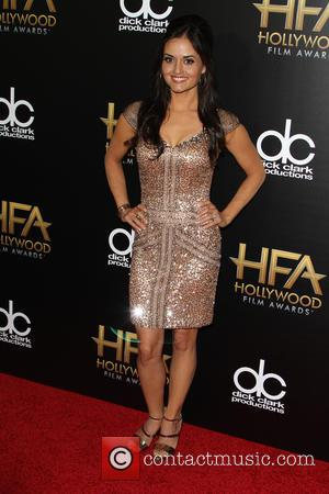 Danica McKellar - 19th Annual Hollywood Film Awards at The Beverly Hilton Hotel, Hollywood Film Awards - Beverly Hills, California,...