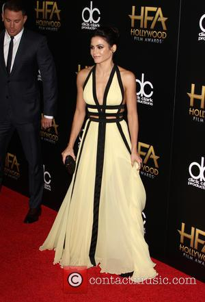 Jenna Dewan-Tatum - 19th Annual Hollywood Film Awards at The Beverly Hilton Hotel, Hollywood Film Awards - Beverly Hills, California,...