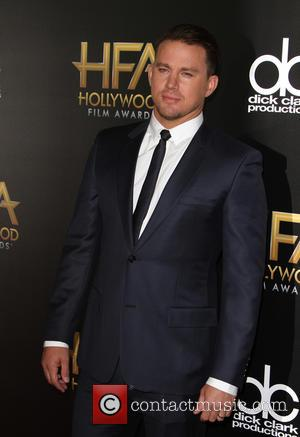 Channing Tatum - 19th Annual Hollywood Film Awards at The Beverly Hilton Hotel, Hollywood Film Awards - Beverly Hills, California,...